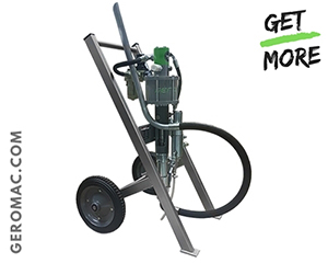Pneumatic Paint Pump