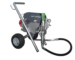 paint sprayers gas geromac